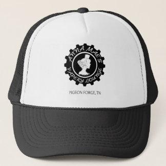 アナMaeのトラック運転手の帽子 キャップ