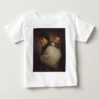 「アナRupeneおよび子供」の-幼児Tシャツ ベビーTシャツ