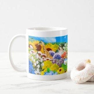 アニまる コーヒーマグカップ