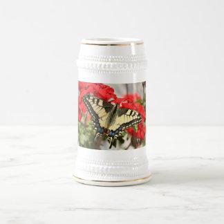 アニスのアゲハチョウのビールのジョッキ ビールジョッキ