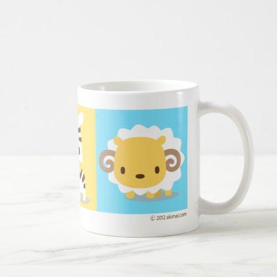 アニマルズ03マグカップ コーヒーマグカップ