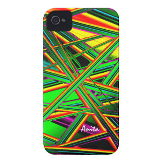 アニータのフルカラーのiphone 4ケース Case-Mate iPhone 4 ケース