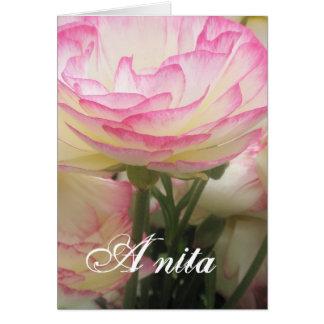 アニータ カード