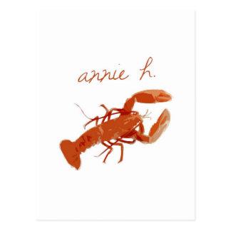 アニーH. ポストカード