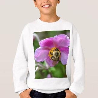 アネモネおよび蜂 スウェットシャツ