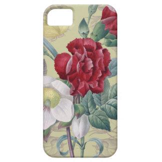 アネモネのカーネーションのバラ Case-Mate iPhone 5 ケース