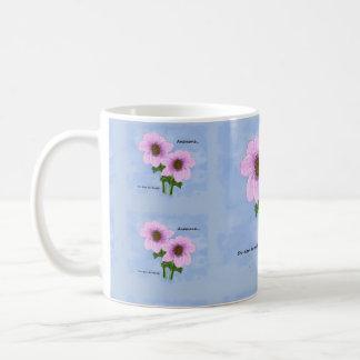 アネモネのマグ コーヒーマグカップ