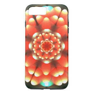 アネモネの曼荼羅 iPhone 8 PLUS/7 PLUSケース