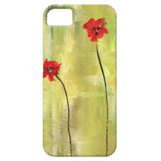 アネモネのiPhone 5 Case mate iPhone SE/5/5s ケース