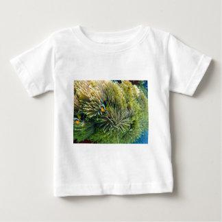アネモネ魚 ベビーTシャツ