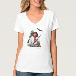 アパッシュの国家 Tシャツ