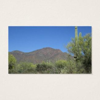 アパッシュの景色の道 名刺