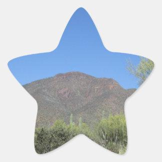 アパッシュの景色の道 星シール