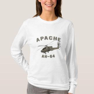 アパッシュAH-64 Tシャツ