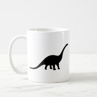 アパトサウルスの恐竜 コーヒーマグカップ