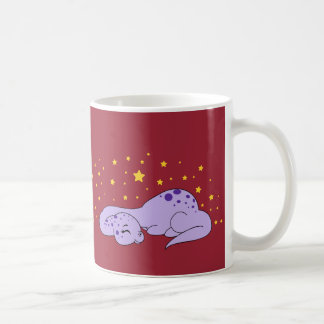 アパトサウルスの甘美な夢-マグ コーヒーマグカップ