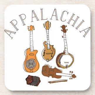 アパラチアの楽器 コースター