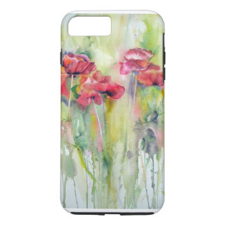 アパラチア山脈のケシのiPhone 7のプラスの場合 iPhone 8 Plus/7 Plusケース