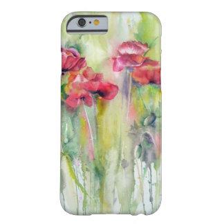 アパラチア山脈のハイウェーのケシ BARELY THERE iPhone 6 ケース