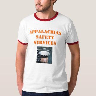 アパラチア山脈の安全サービス Tシャツ