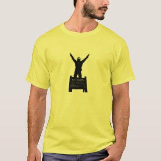 アパラチア山脈の試験のTシャツ Tシャツ