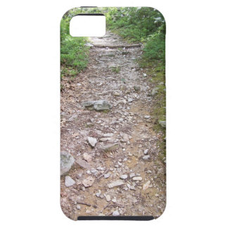 アパラチア山脈の道の岩が多い道 iPhone SE/5/5s ケース