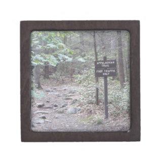 アパラチア山脈の道の森 ギフトボックス