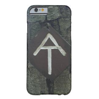 アパラチア山脈の道の電話箱 BARELY THERE iPhone 6 ケース