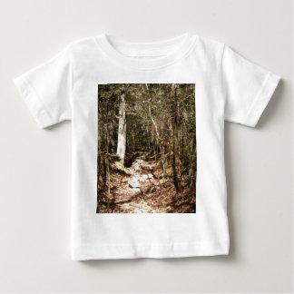 アパラチア山脈の道ペンシルバニア ベビーTシャツ