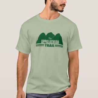 アパラチア山脈の道山のTシャツ Tシャツ