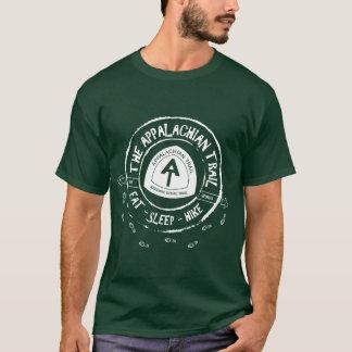 アパラチア山脈の道[で] Tシャツ