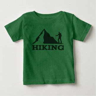 アパラチア山脈の道 ベビーTシャツ