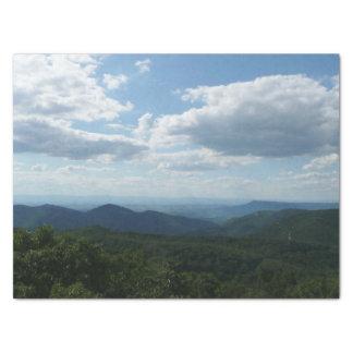 アパラチア山脈II Shenandoah 薄葉紙