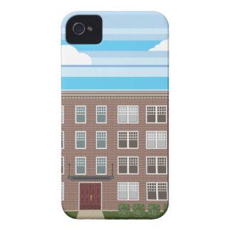 アパートの建物 Case-Mate iPhone 4 ケース