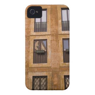 アパートの窓、ローマ、イタリア2 Case-Mate iPhone 4 ケース