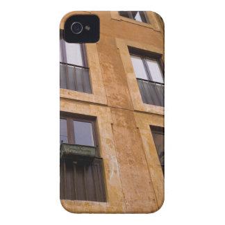 アパートの窓、ローマ、イタリア Case-Mate iPhone 4 ケース