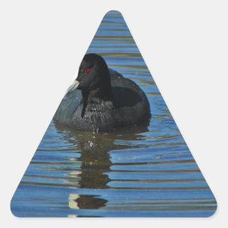 アヒルちゃん 三角形シール