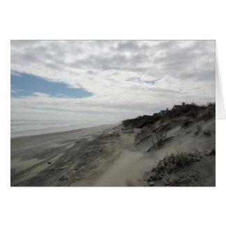 アヒルのビーチ、N.C. グリーティングカード