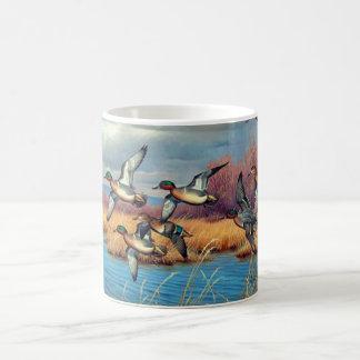 アヒルの季節 コーヒーマグカップ