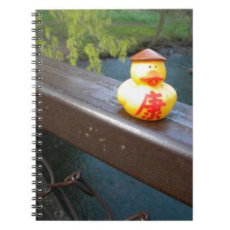 アヒルの柵 ノートブック