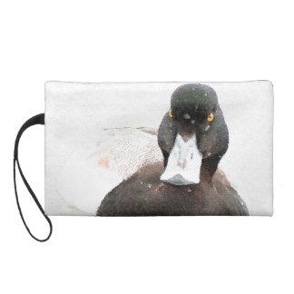 アヒルの鳥の野性生物動物のバッグ リストレット