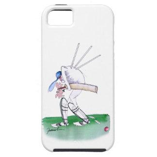 アヒル-コオロギのために、贅沢なfernandes iPhone SE/5/5s ケース
