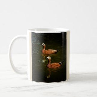 アヒル コーヒーマグカップ