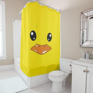 アヒル シャワーカーテン