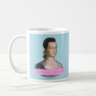 アビゲイルアダムスの歴史的マグ コーヒーマグカップ