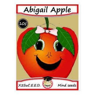 アビゲイルApple sp ポストカード