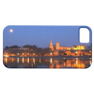 アビニョンそしてRhone川のPalace法皇のの iPhone SE/5/5s ケース