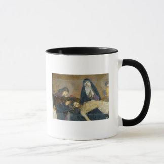 アビニョンのピエタ1450-60年 マグカップ