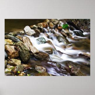 アビラ山の入り江、カラカス ポスター