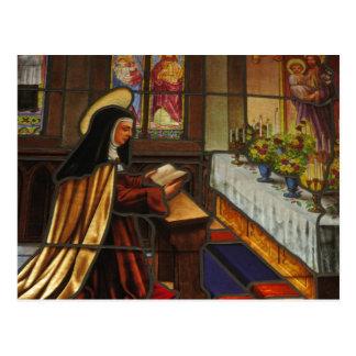 アビラ(2)のSt Teresa ポストカード